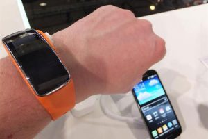 Huge SmartWatch